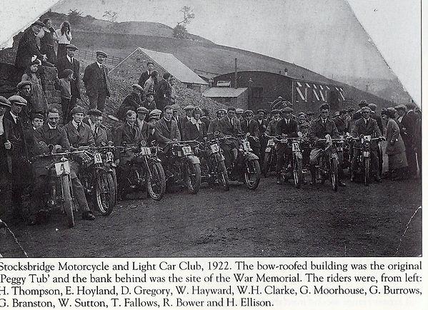 Peggy Tub and bike club1922.jpg