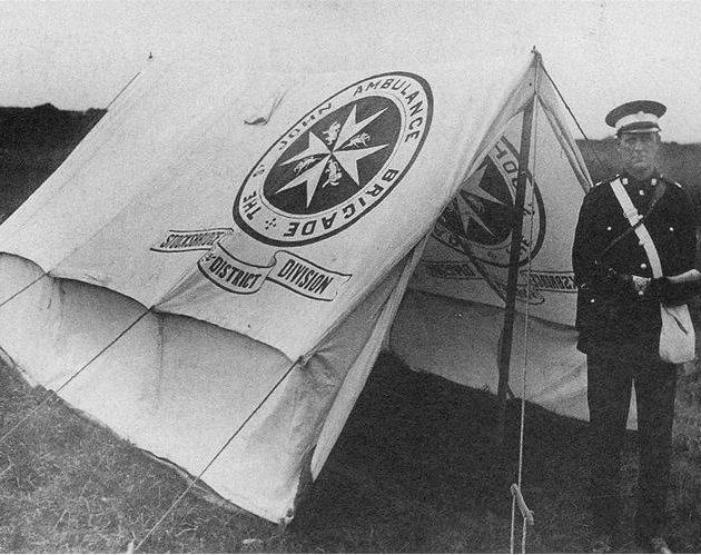 St. John's Ambulance Brigade