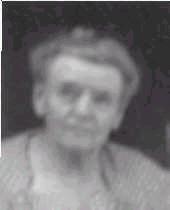 Maria Camplin in later years