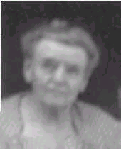 Maria Camplin in later years
