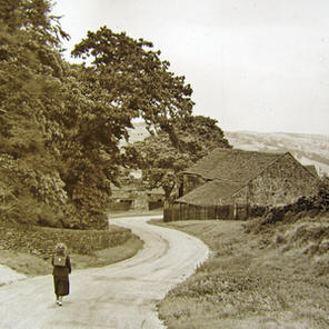 Wigtwizzle Moor Lane