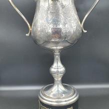 Mayflower trophy 1957 front