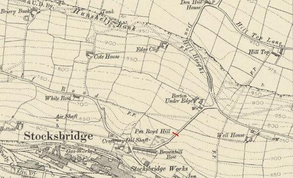 Pearoyd Hill 1906.JPG