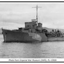 HMS Holcombe L56