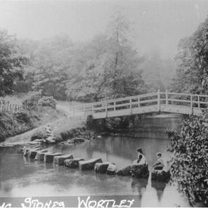 Old bridge at Tin Mill