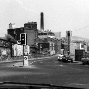 Chatham Street junction