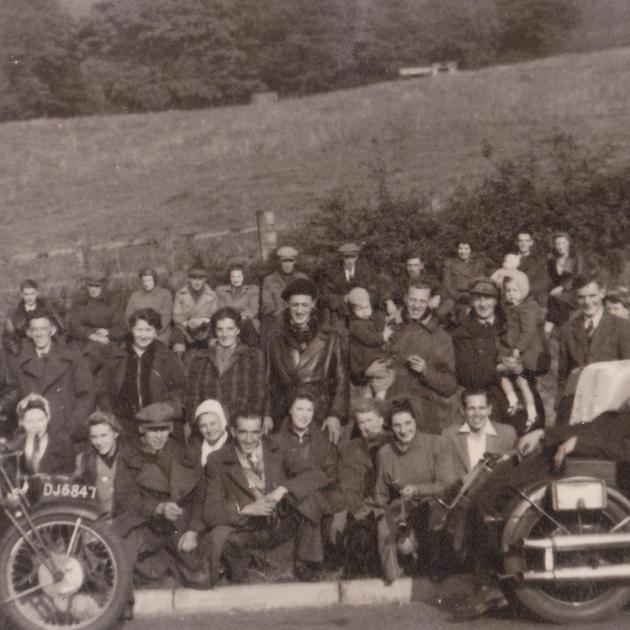 Motor Club c1947