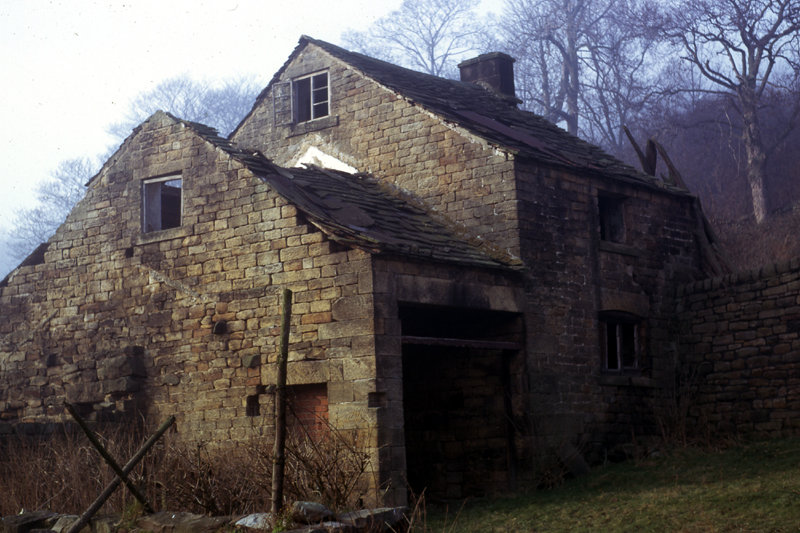 Former Inn at More Hall Farm, More Hall