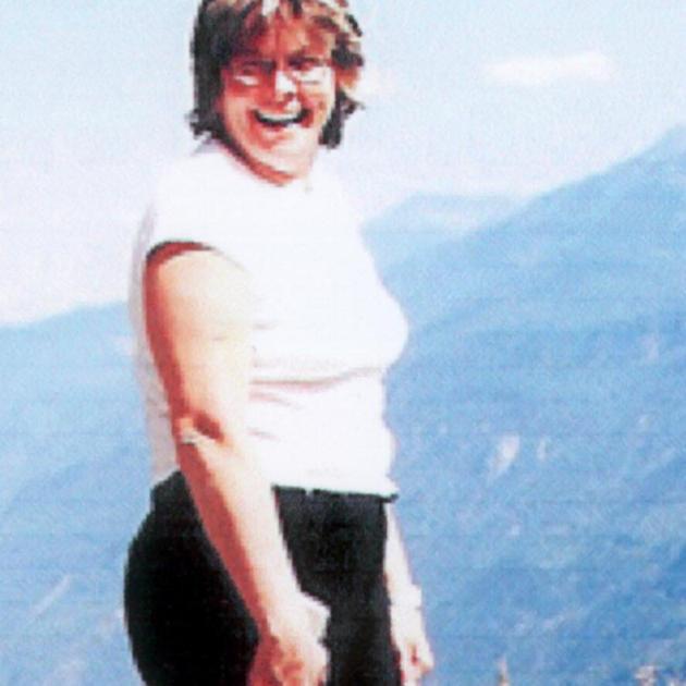Pauline Hall, daughter of Frank Pearson junior