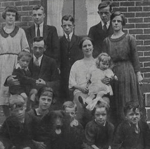 The Pearson family