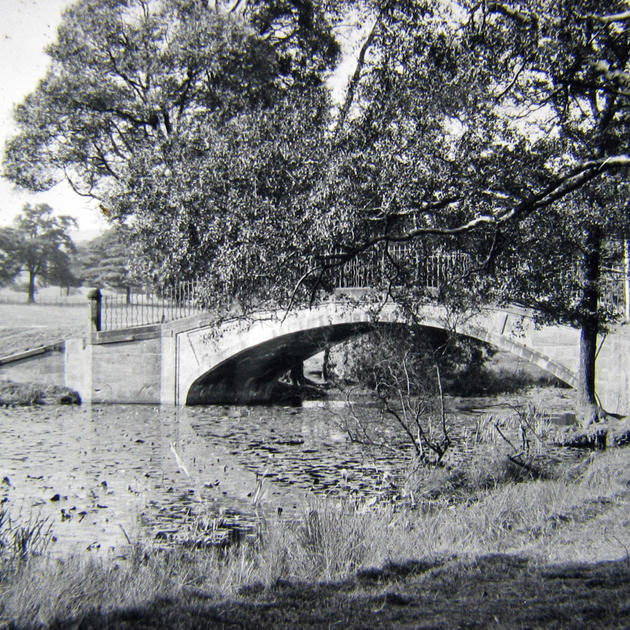 Bridge at Cannon Hall Park