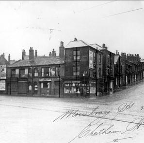 Bridgehouses and Chatham St. junction