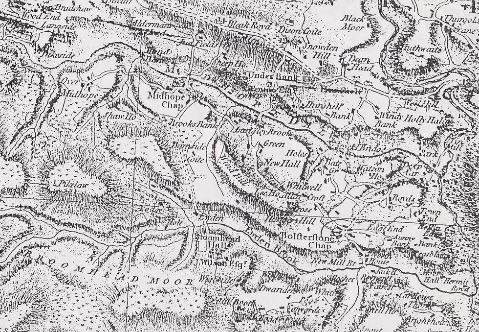 1771 Stocksbridge, Jeffrey's map.jpg