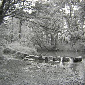 Stepping Stones at Tin Mill, Deepcar