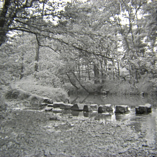Stepping Stones at Tin Mill, Deepcar