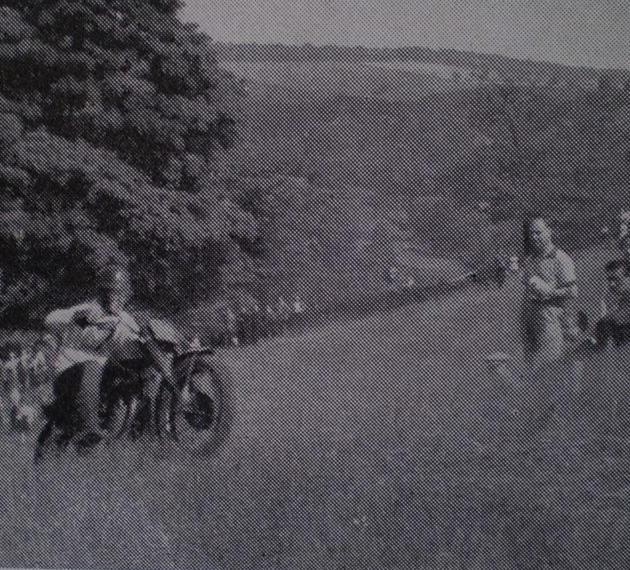 Trunce Scrambles July 1951