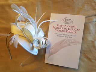 First Annual Feather In Her Cap Awards Recognizing Outstanding Women in Animal Health