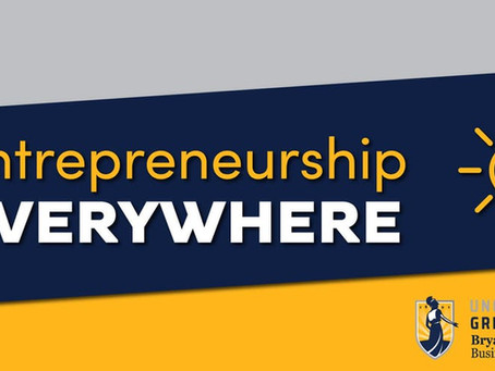 Scullion to Speak at UNCG Entrepreneur Day