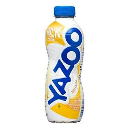 Yazoo Banana Milkshake Bottle x10