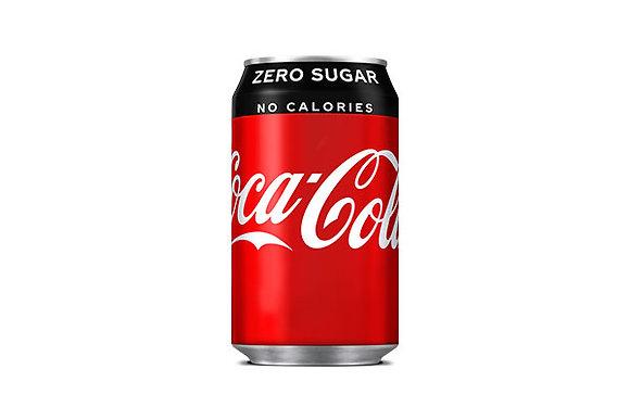 Coke Zero Can x24