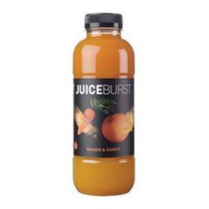 Juice Burst Orange & Carrot x12