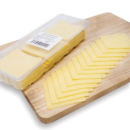 Sliced Mild Cheese