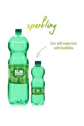 Elm Sparkling Water 500ml x24