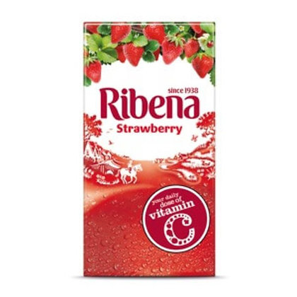Ribena Strawberry Carton x24