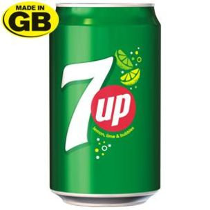 7up Can x24