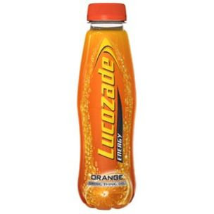 Lucozade Orange x12