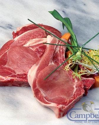 Pork Chops x3