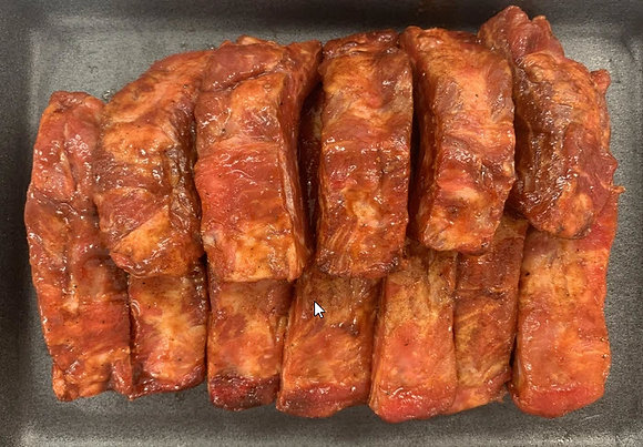 Smk BBQ Pork Loin Rib x 1kg