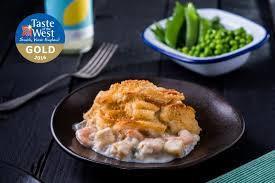 Luxury Fish Pie Ready Meal