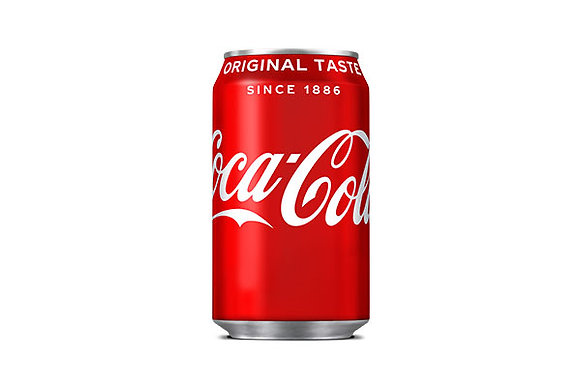 Coke Can x24