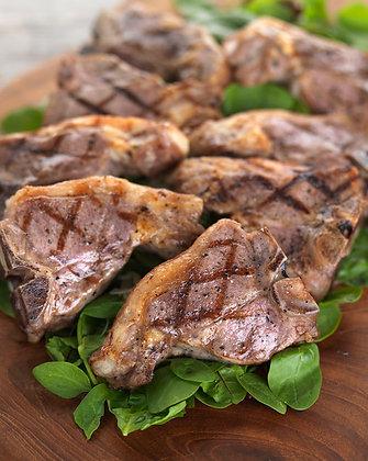 Lamb Chops x6