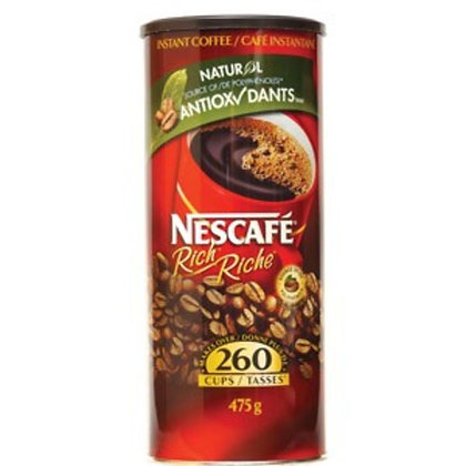Nescafe Coffee 475g
