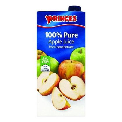 Princes Apple Juice 1ltr