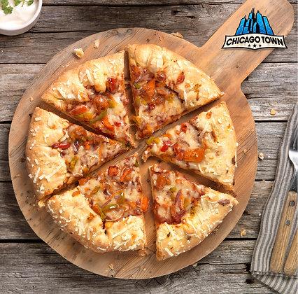 Pizza - Vegan BBQ Jackfruit