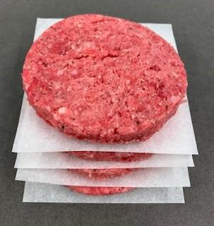 Seasoned Steak Burgers x 4