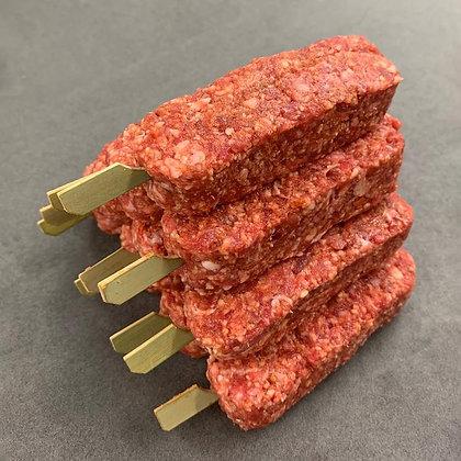 Spicy Lamb Merguez Kofta x 8