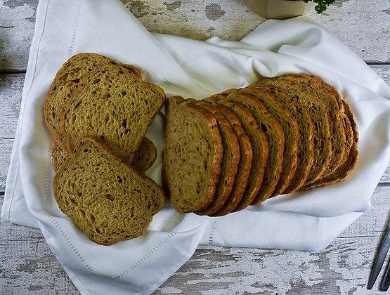 Sliced Bloomer Bread - Malted