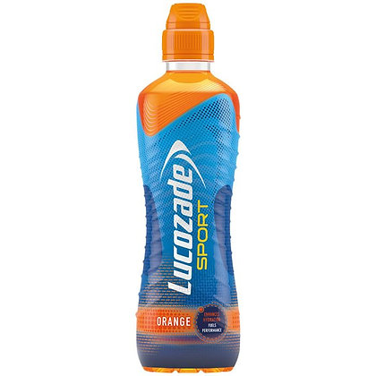 Lucozade Sport Bottle