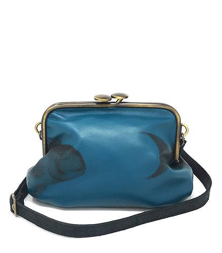 GRANMA Pouff - Blu