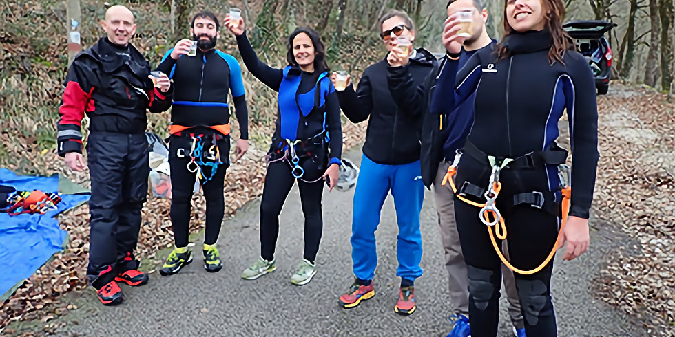 HAPPY HOUR CANYONING