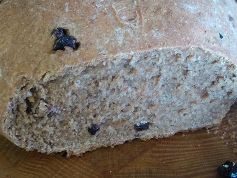 Making Your Own Yeast for Bread
