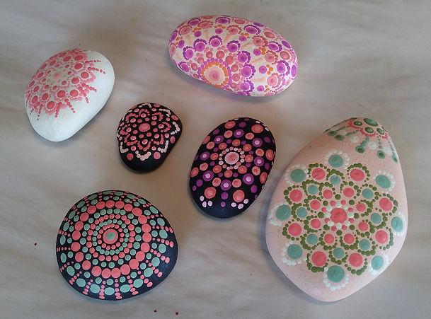 coral stones