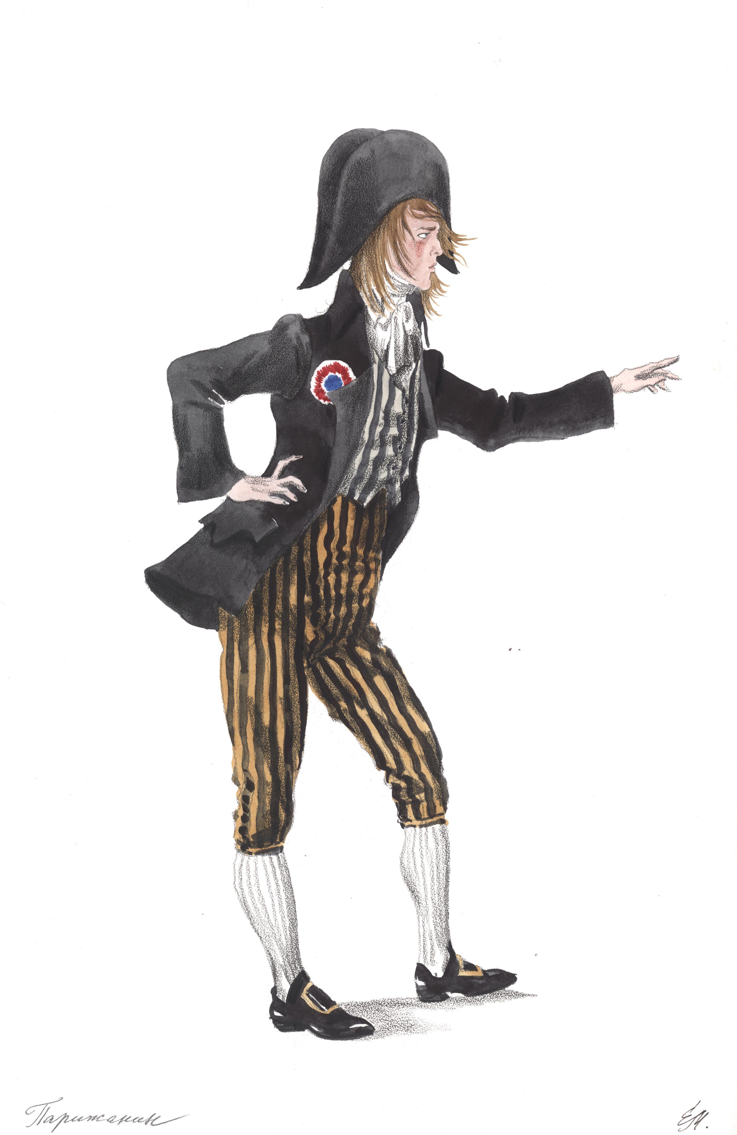 Parisian man