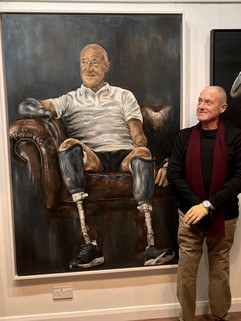Ray Edwards MBE Portrait