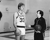 Upton Bell interviews Larry Bird