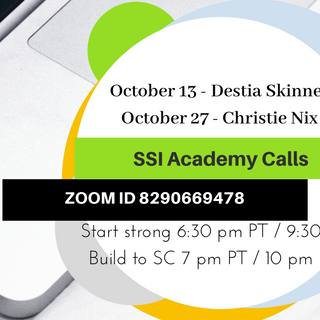 SSI Academy Calls October 2020.png